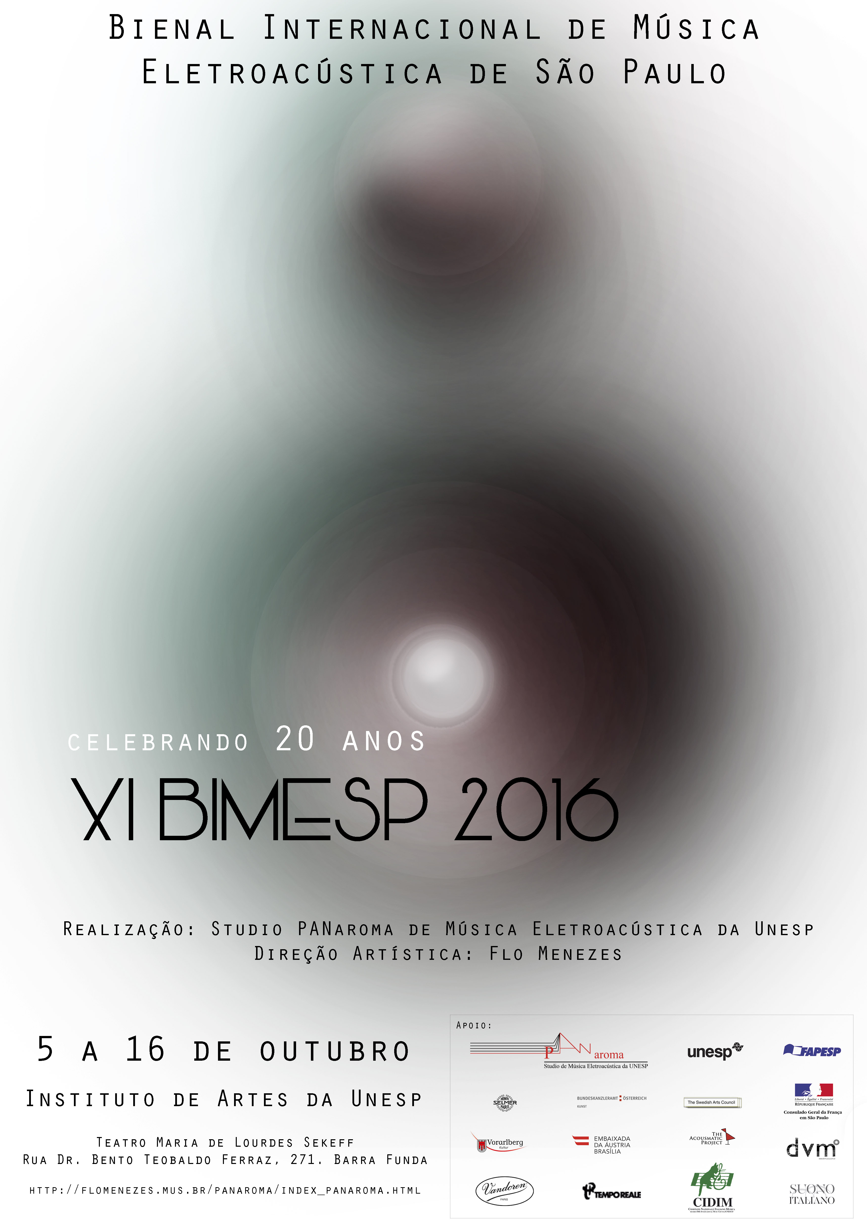 International Biennial For Electroacoustic Music Of So Paulo